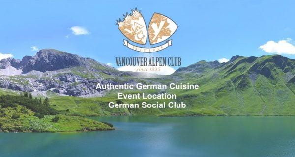Vancouver Alpen Club · New Website · Homepage