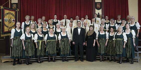 Vancouver Alpen Club · Subgroup · Concordia Choir