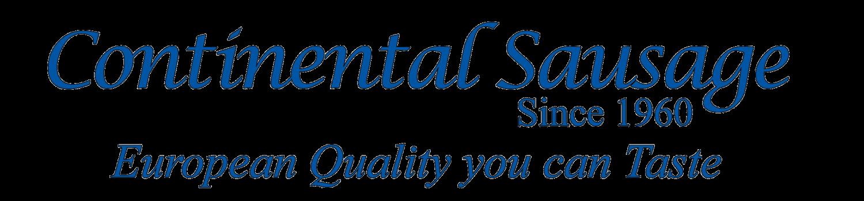 Continental Sausage Logo