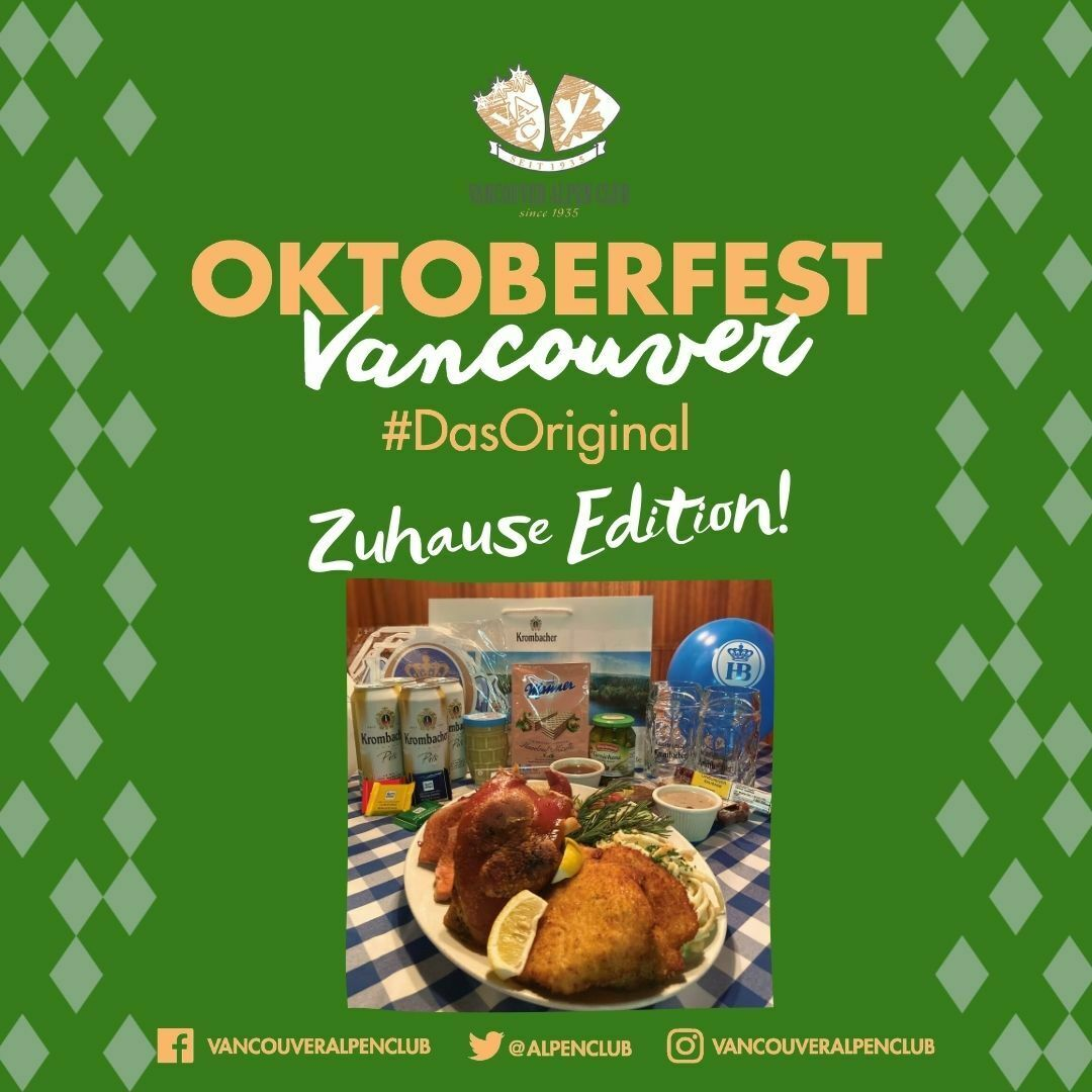 Oktoberfest Take Home Packages
