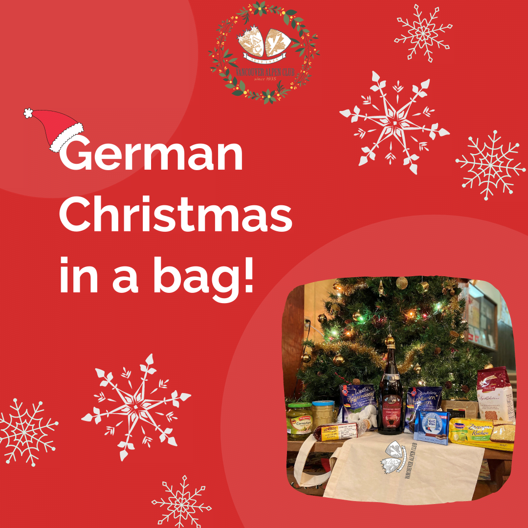 German Christmas In A Bag!